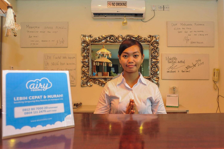 Отель Airy Renon Bajra Sandhi Puputan Dua Denpasar Bali