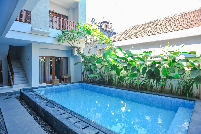 Отель Airy Seminyak Kerobokan Merta Agung Gang Boom Baba 5B Bali