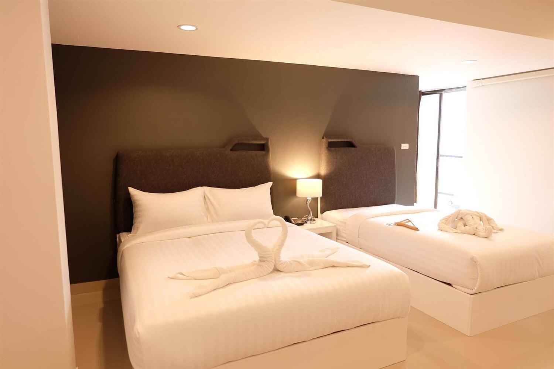 Отель Airy Suvarnabhumi Hotel
