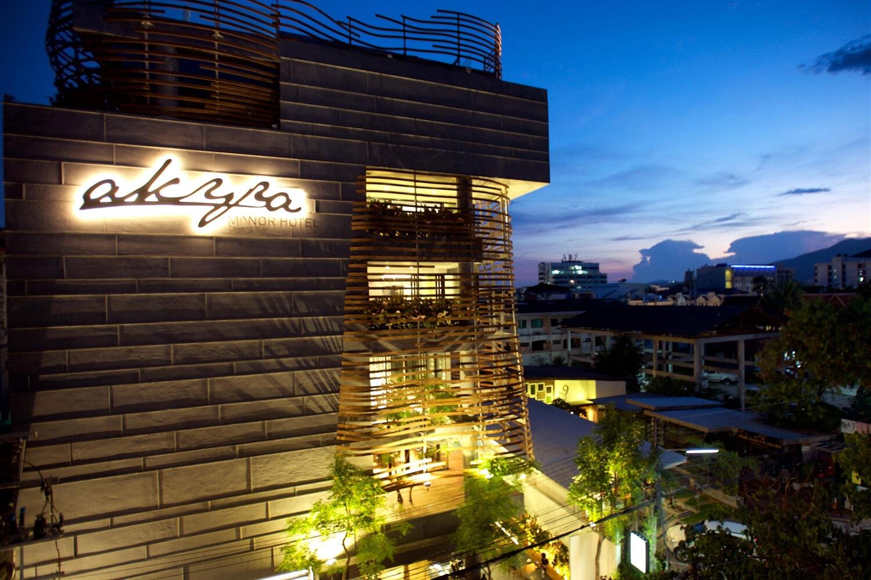 Отель Akyra Manor Chiang Mai