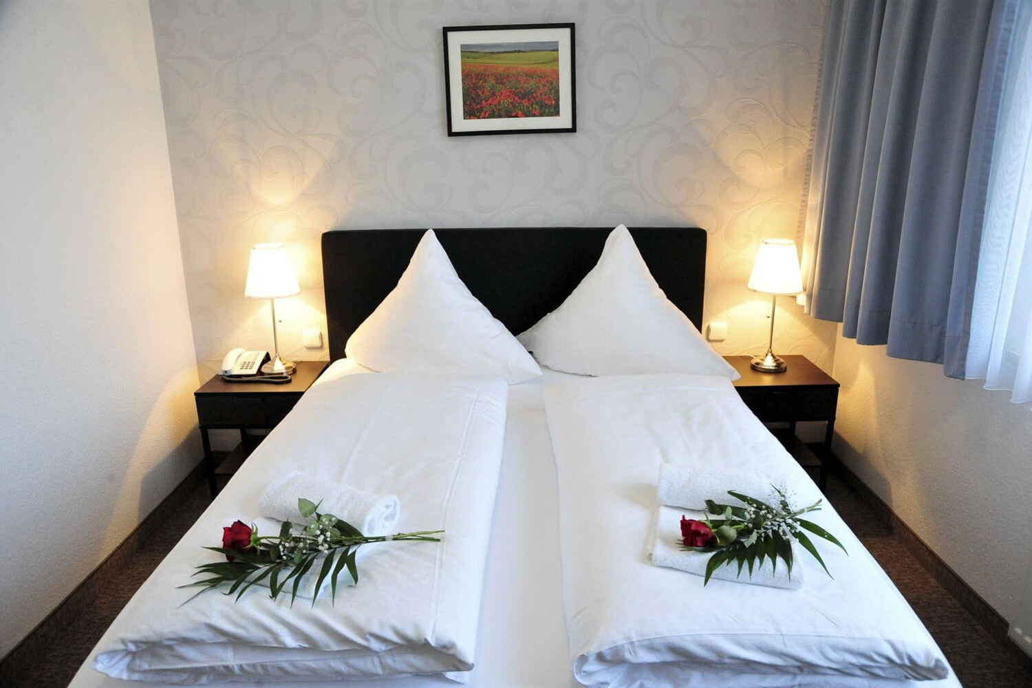Отель Akzent Hotel Acamed Resort