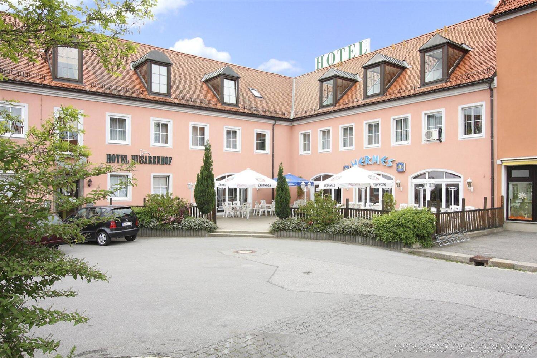 Отель Akzent Hotel Am Husarenhof