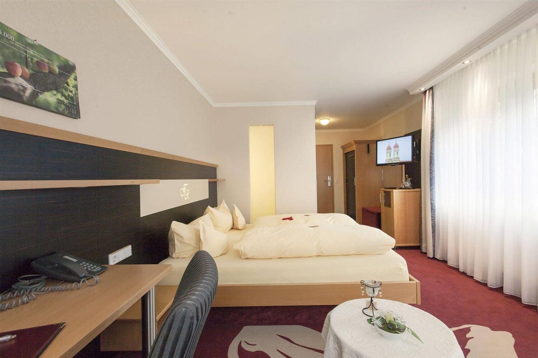 Отель Akzent Hotel Forellenhof Rössle