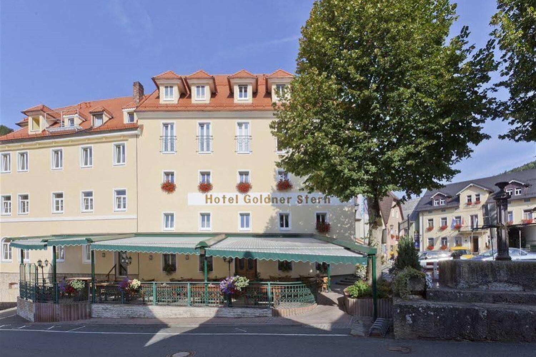 Отель Akzent Hotel Goldner Stern