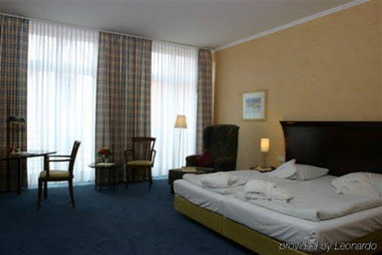 Отель Akzent Hotel Höltje