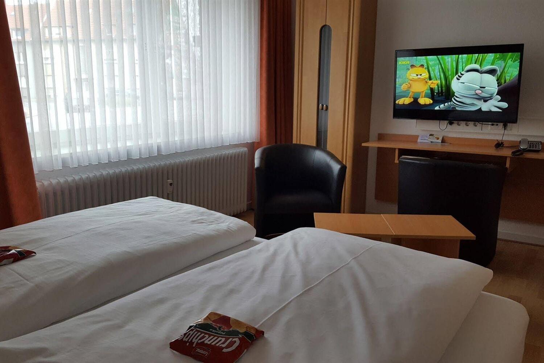 Отель Akzent Hotel Oberhausen