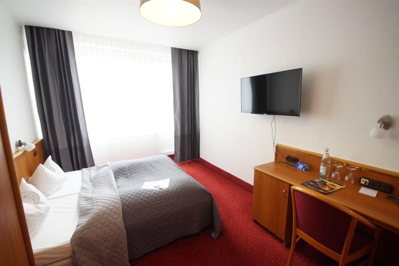 Отель Akzent Hotel und Restaurant Zum Alten Brauhaus