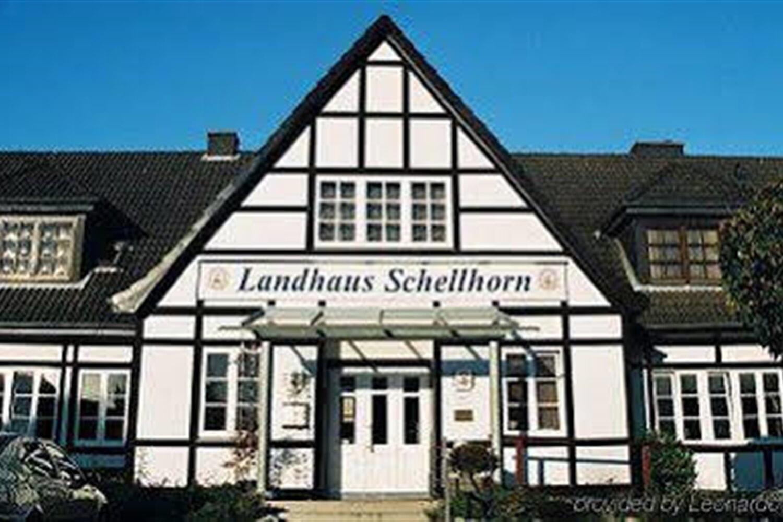 Отель Akzent Landhaus Schellhorn