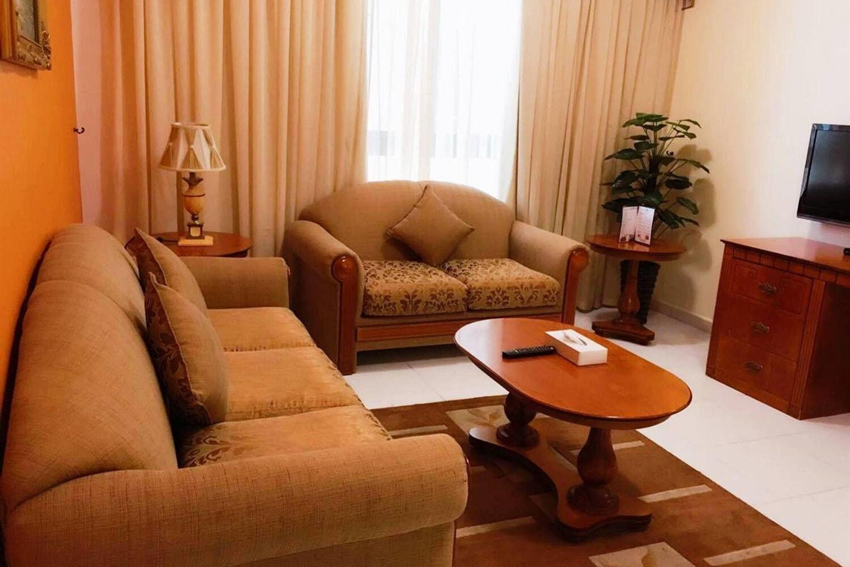 Отель Al Maha Regency Hotel Suites