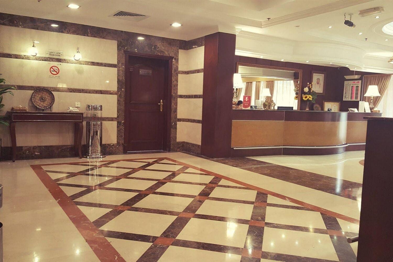 Отель Al Manar Hotel Apartment.