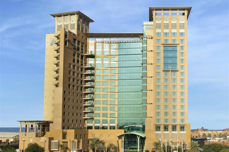 Отель Al Manshar Rotana - Kuwait