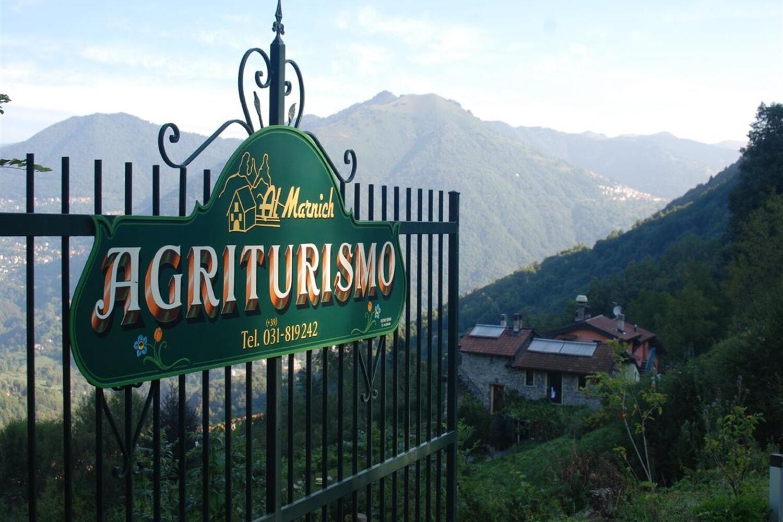 Отель AL MARNICH AGRITURISMO