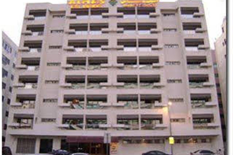 Отель Al Mas Hotel Apartments