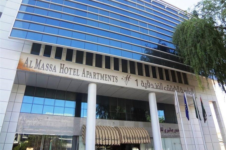 Отель Al Massa Hotel Apartments 1