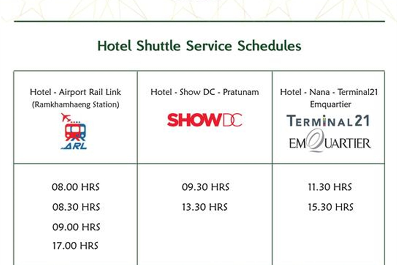Отель Al Meroz Hotel Bangkok