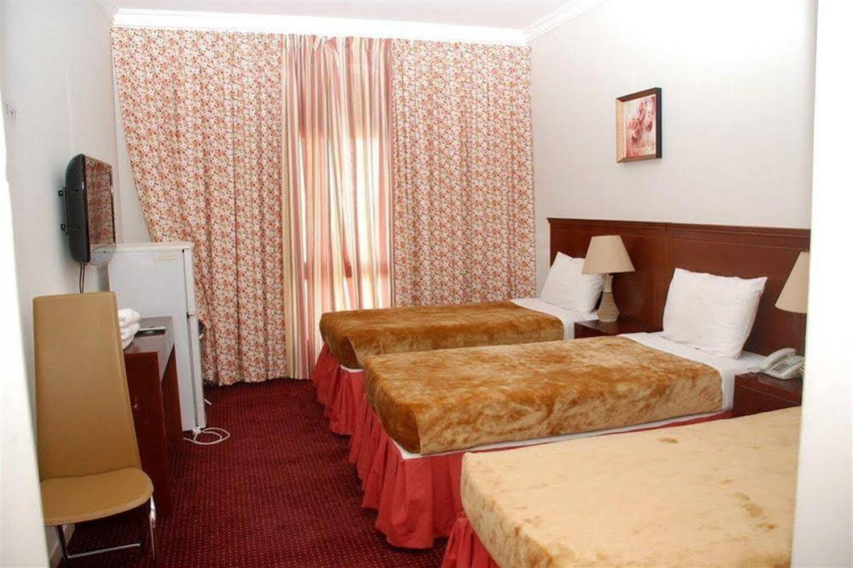 Отель AL MONA AJYAD HOTEL