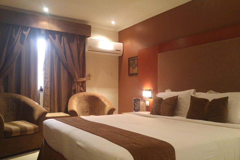 Отель Al Muhaidb For Residential Units (Abaqrino)