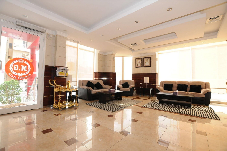 Отель Al Muhanna Plaza