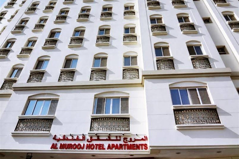 Отель Al Murooj Hotel Apartments