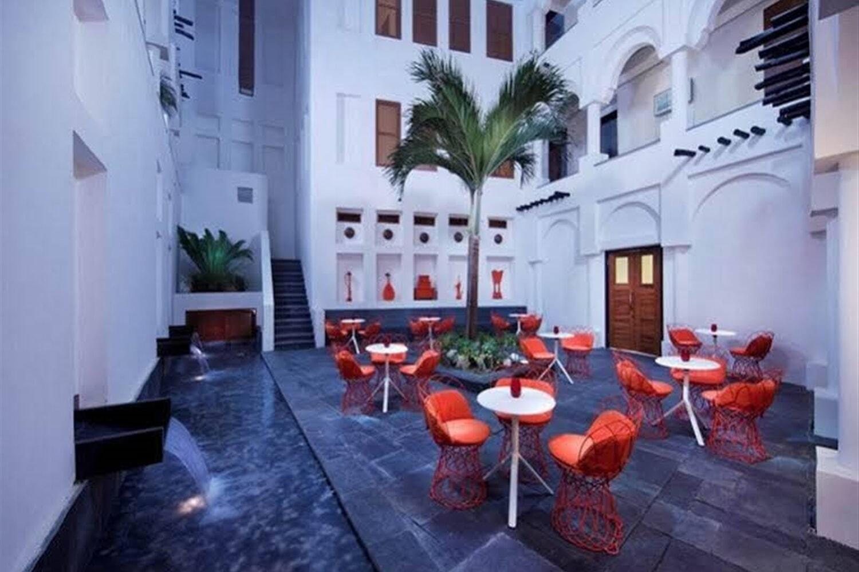 Отель Al Najada Boutique Hotel
