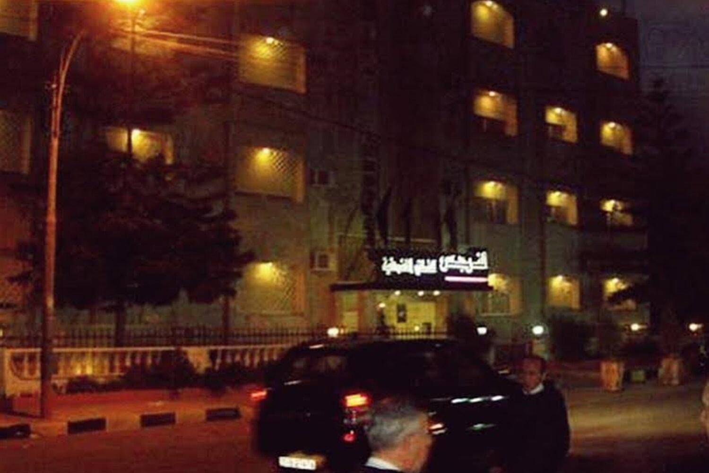Отель Al Narjis Hotel Suites