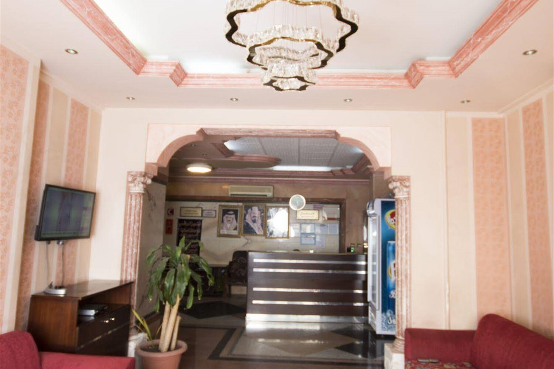 Отель Al Tamayoz Al Raqi 3