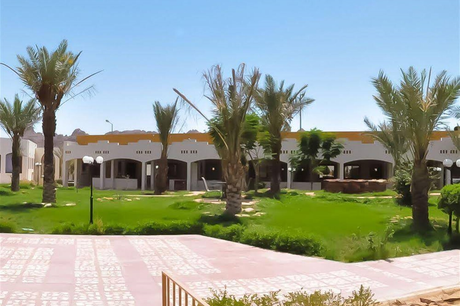 Отель Al Ula Arac Resort