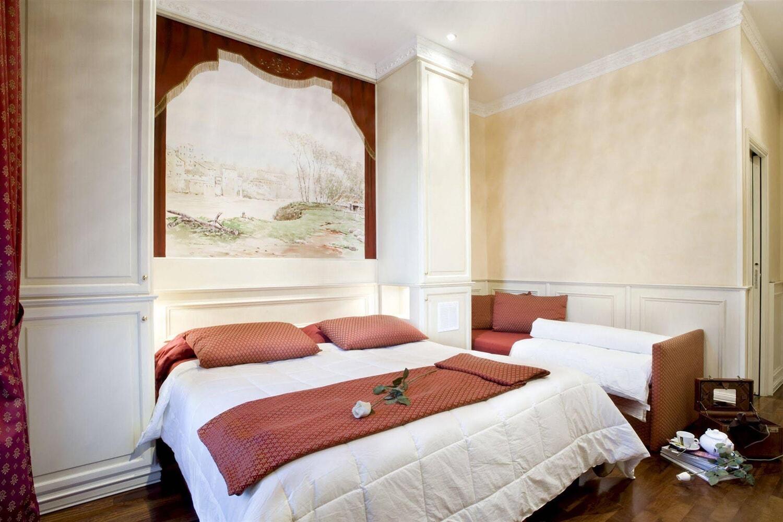 Отель Al Viminale Hill Inn & Hotel