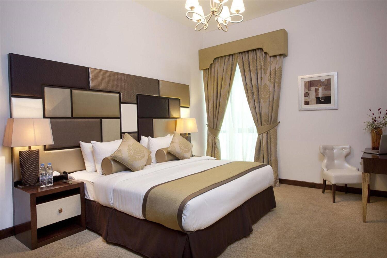Отель Al Waleed Palace Hotel Apartments - Oud Metha