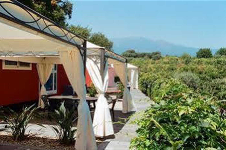 Отель Al Yag - Campground