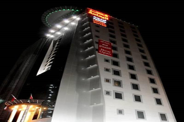 Отель Al Yamama Palace Al Sahafa
