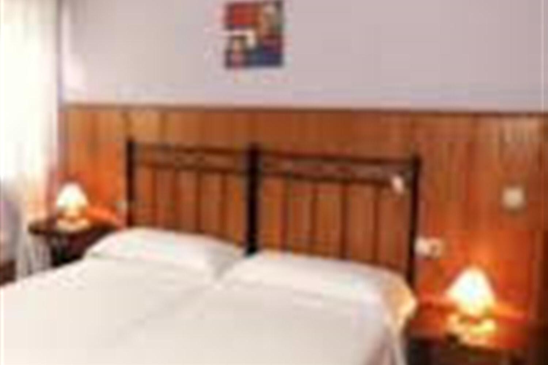 Отель Apartamentos Turisticos Pena Santa