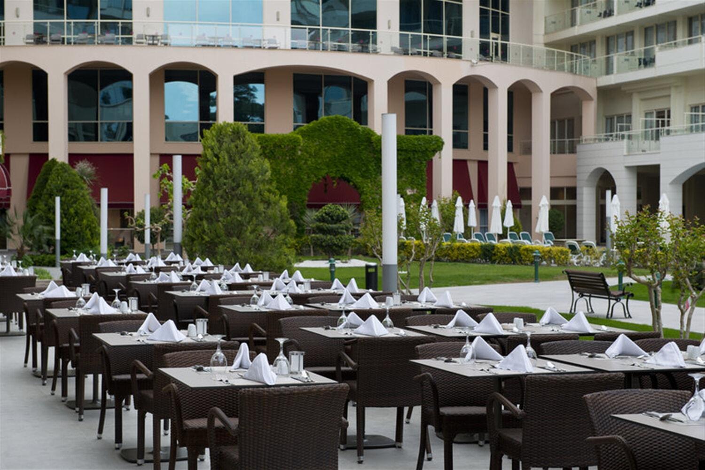 Отель Kemer Barut Collection
