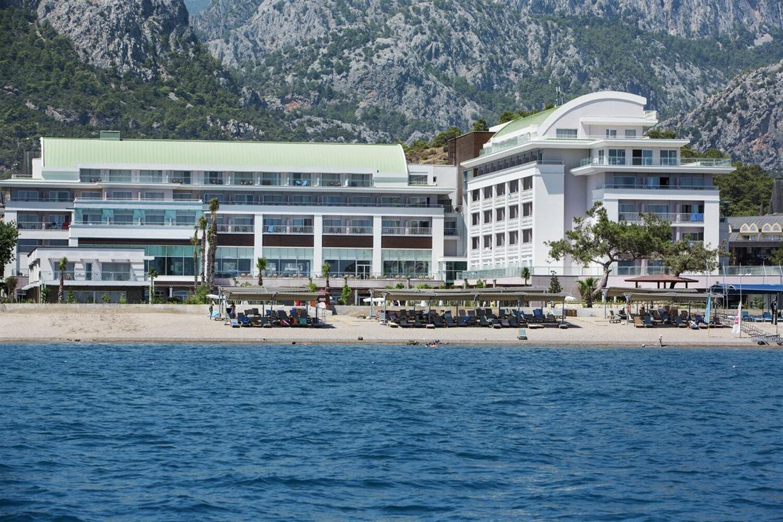 Отель Kilikya Palace Hotel Goynuk