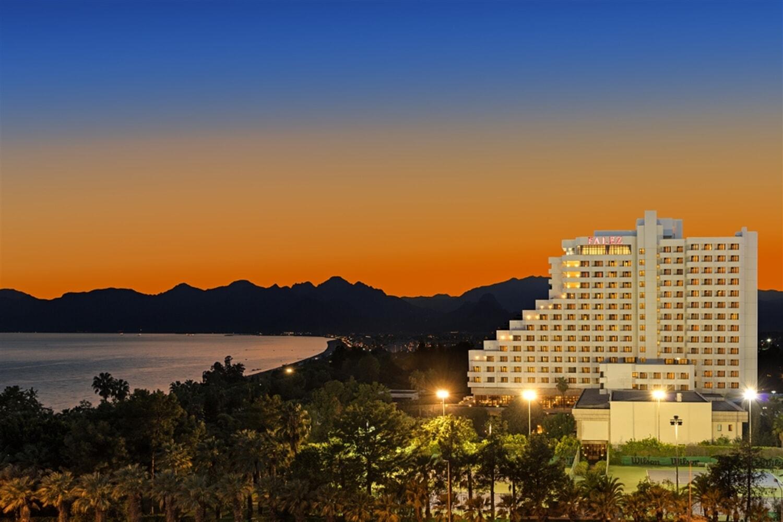 Турция, Анталья, Ozkaymak Falez Hotel 5* от 33800 рублей/чел