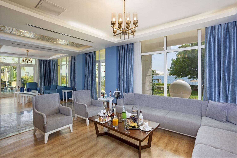 Отель Sherwood Exclusive Kemer