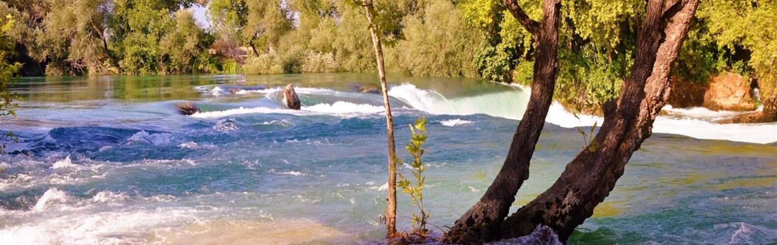 THE MOST PREFERRED DISTRICT MANAVGAT FOR HOLIDAY