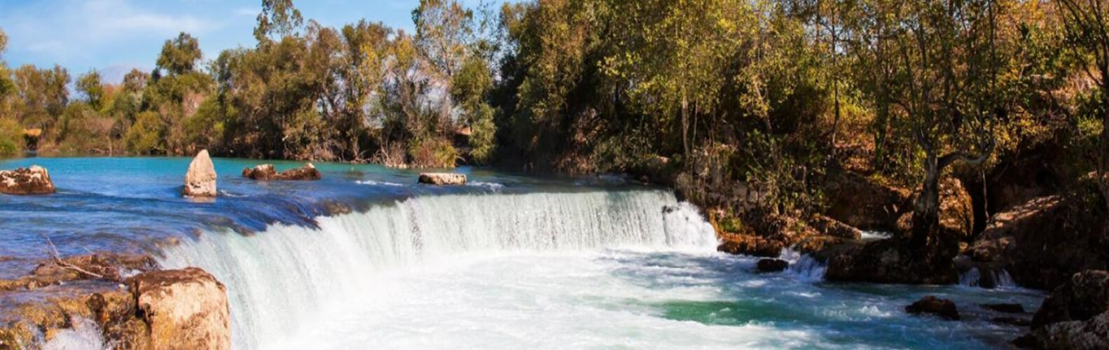 PLACES TO VİSİT İN MANAVGAT
