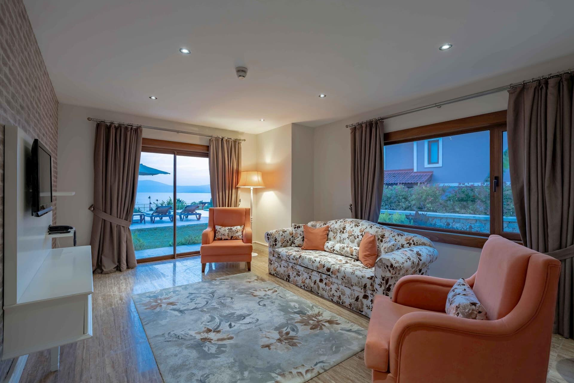 EUPHORIA AEGEAN RESORT AND THERMAL HOTEL – Executive Villa