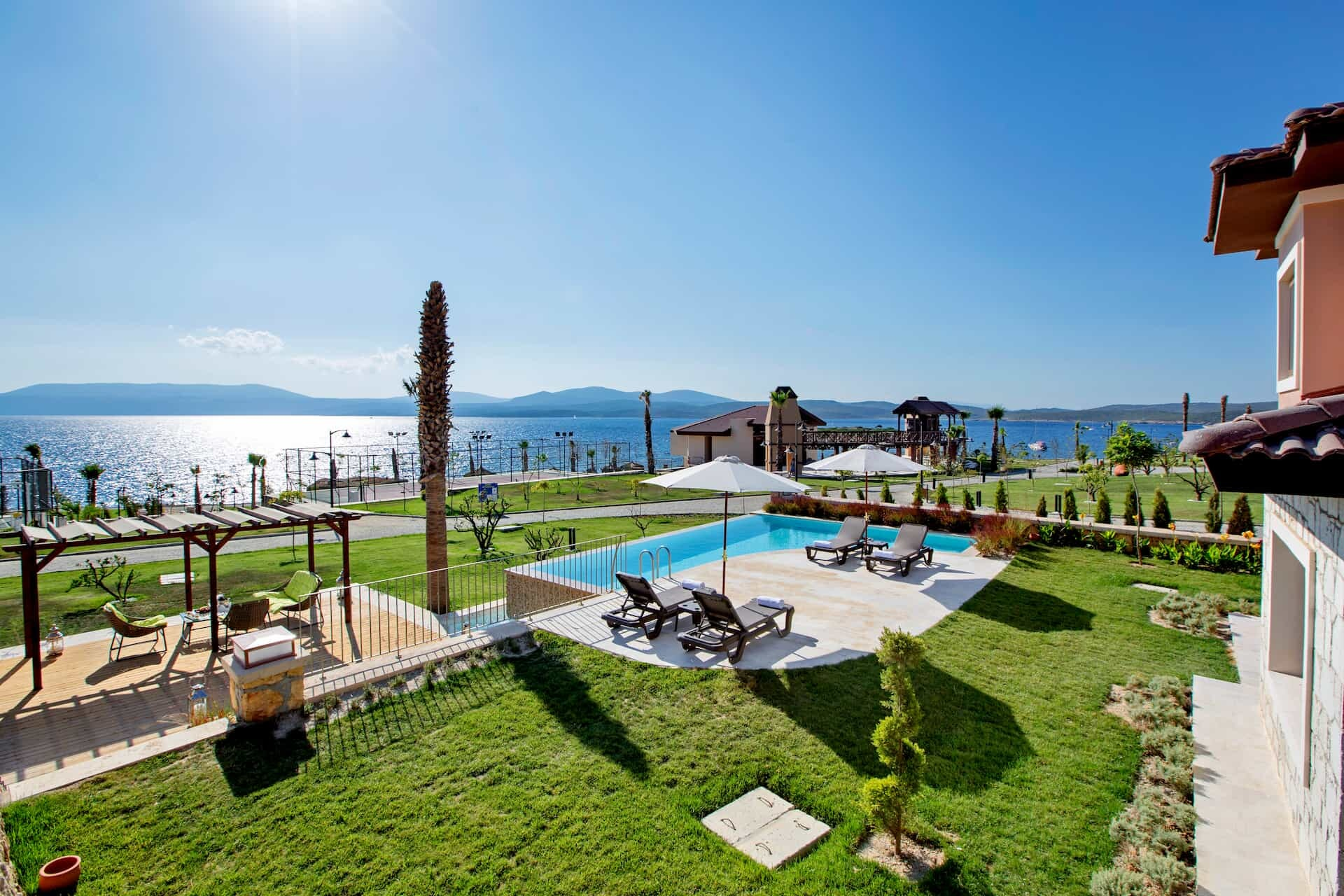 EUPHORIA AEGEAN RESORT AND THERMAL HOTEL – Executive Villa