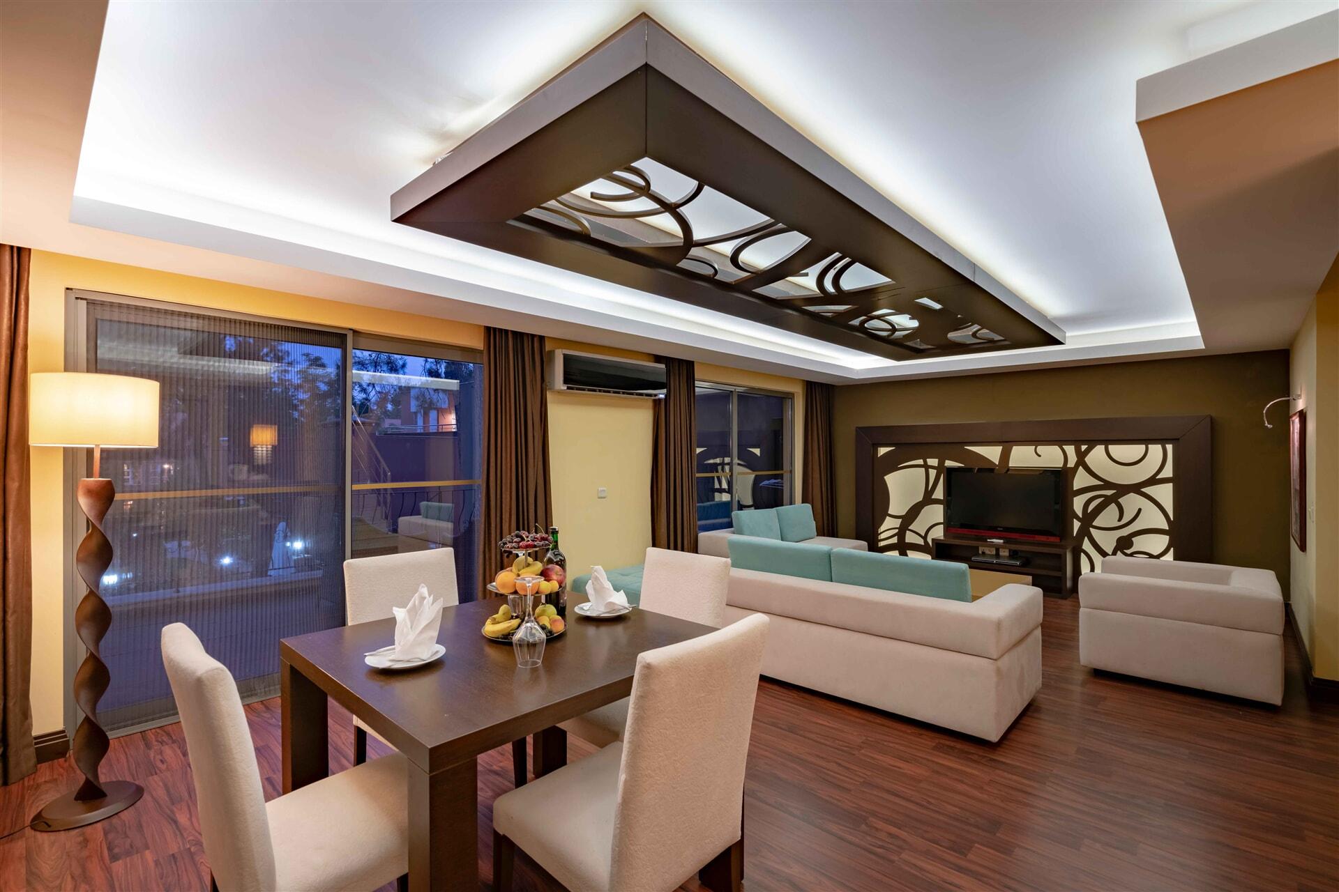 EUPHORIA TEKİROVA HOTEL – Executive Jakuzi Villa