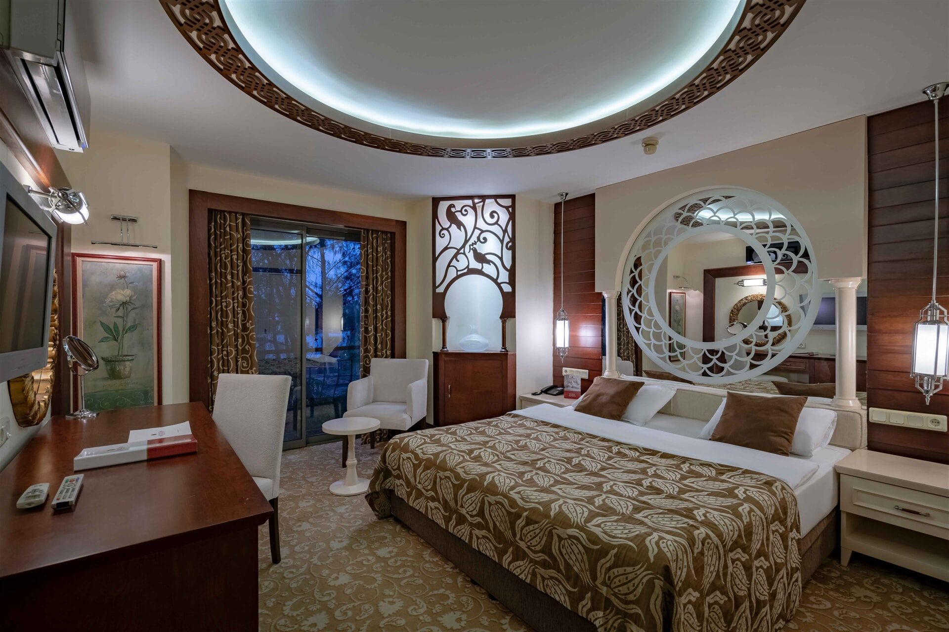 EUPHORIA TEKİROVA HOTEL – Executive Family Villa