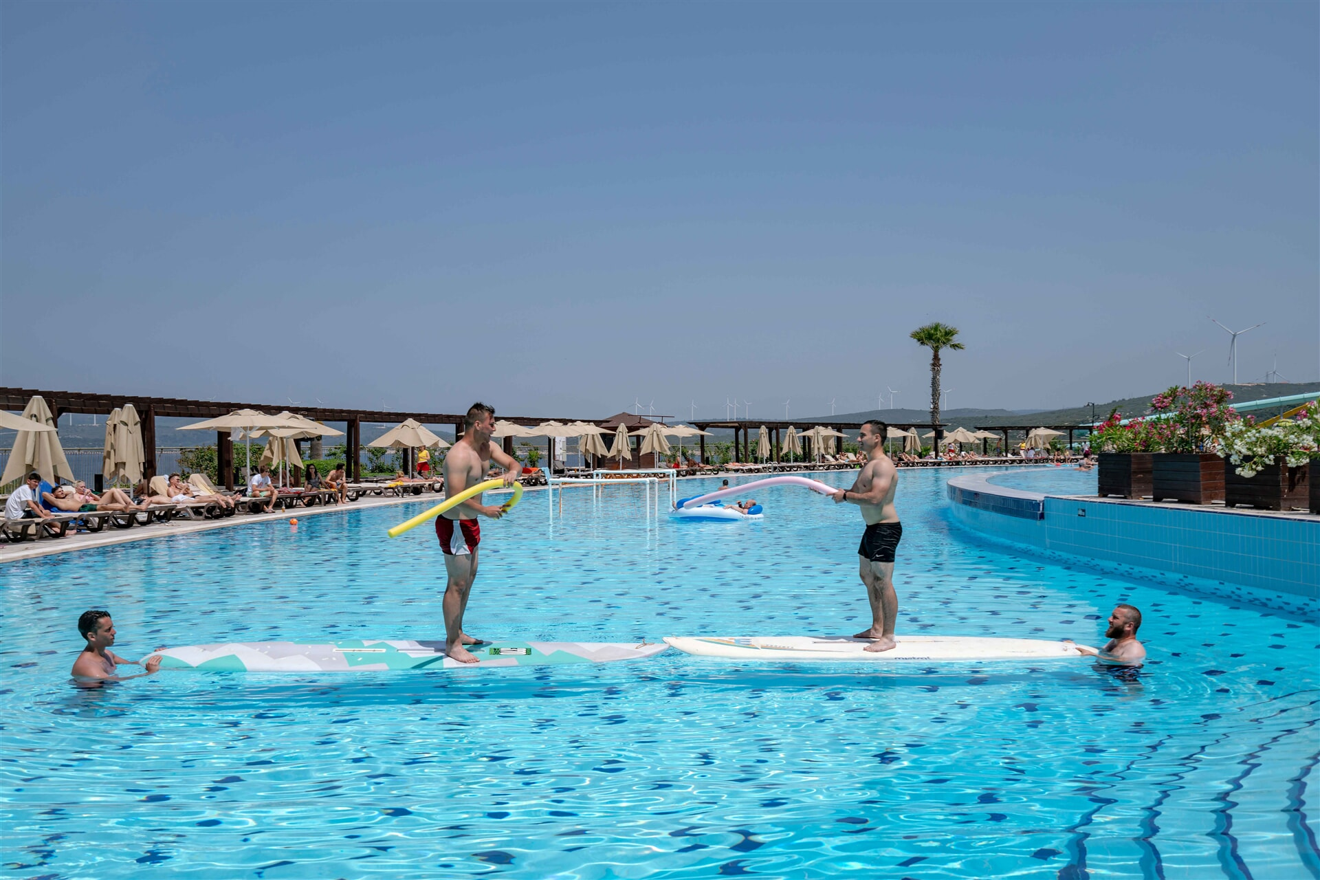 EUPHORIA AEGEAN RESORT AND THERMAL HOTEL –  РАЗВЛЕЧЕНИЯ
