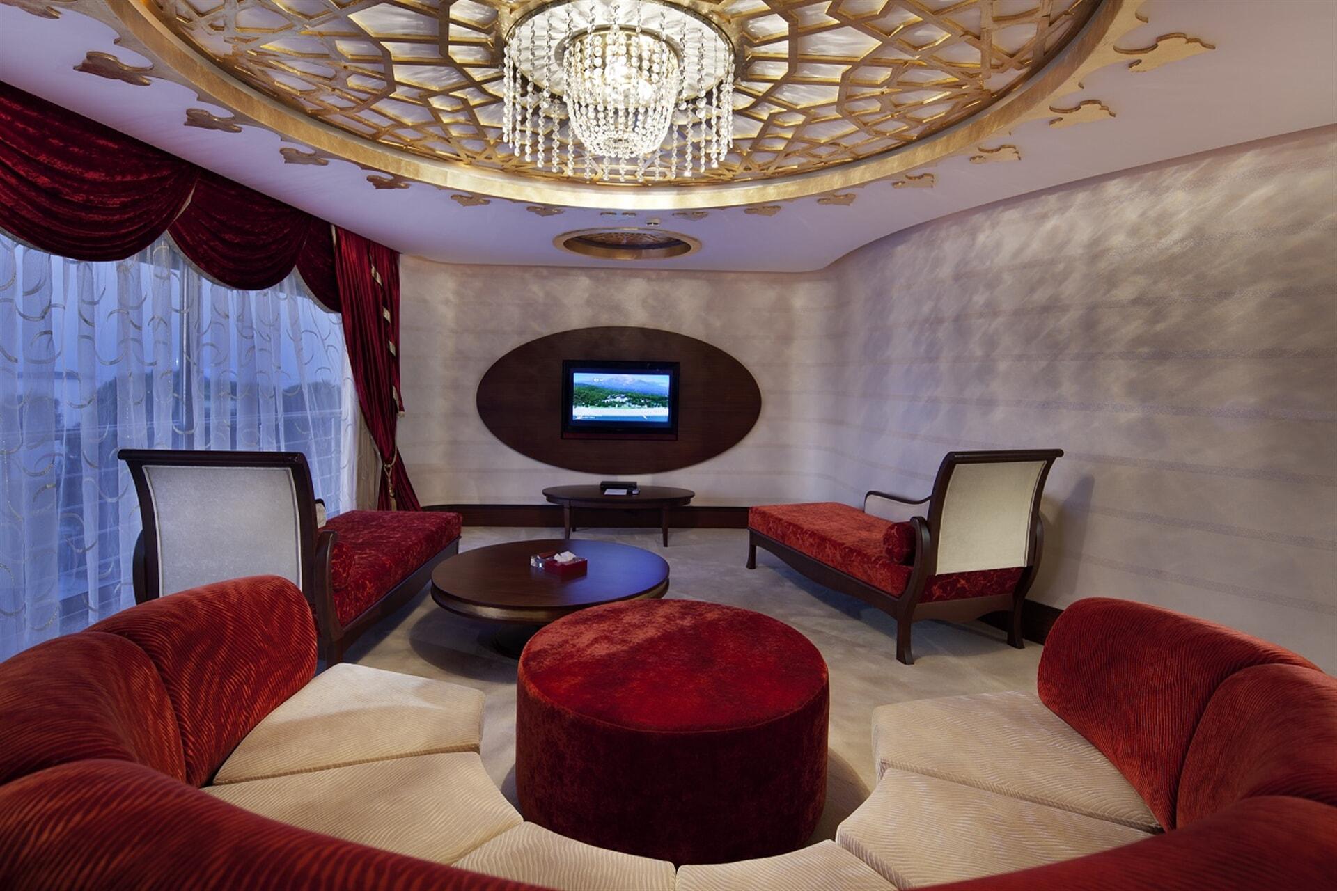 EUPHORIA TEKİROVA HOTEL – Presidential Suite
