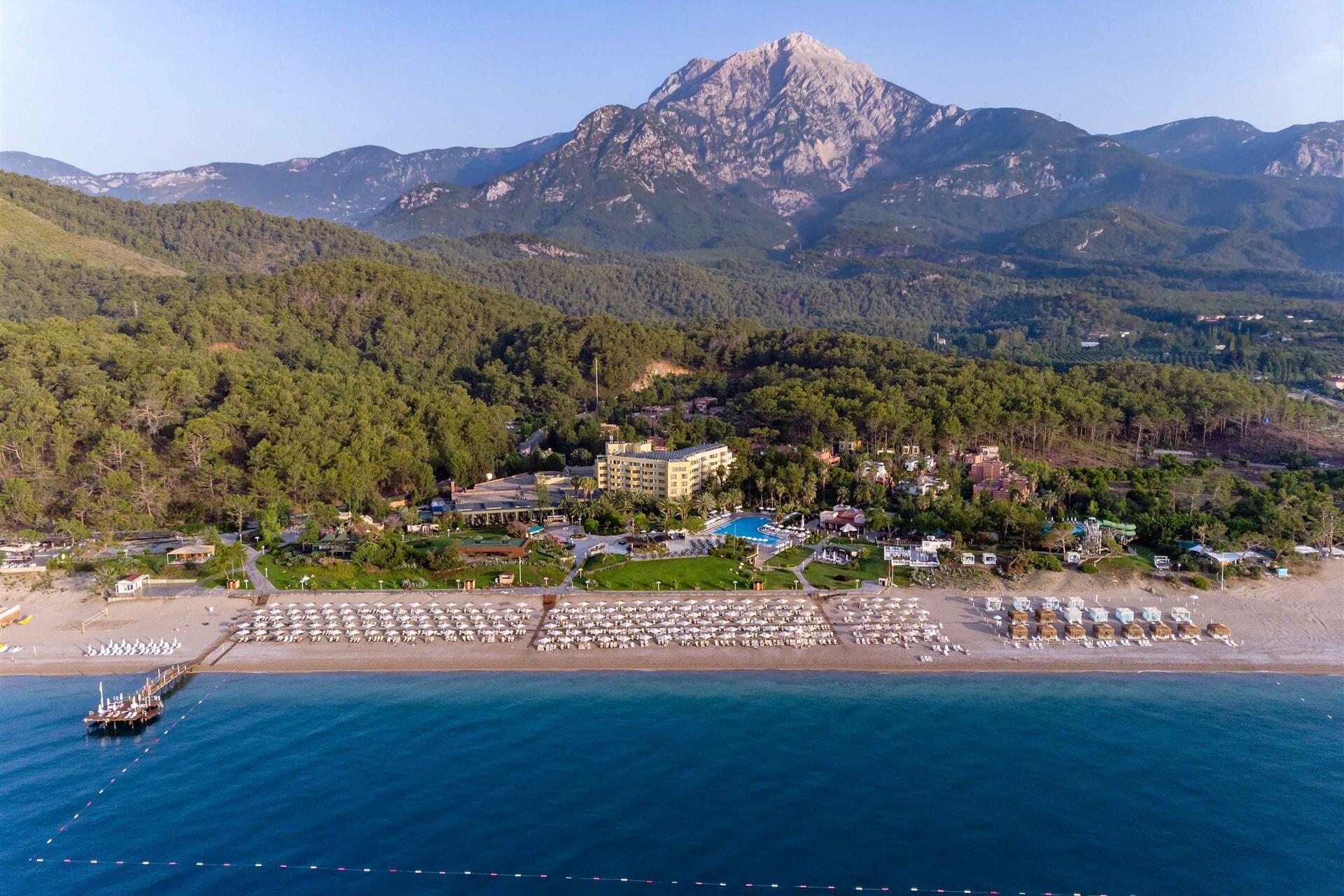 EUPHORIA TEKİROVA HOTEL – 5 yıldızlı otel ve 1.sınıf Tatil Köyü
