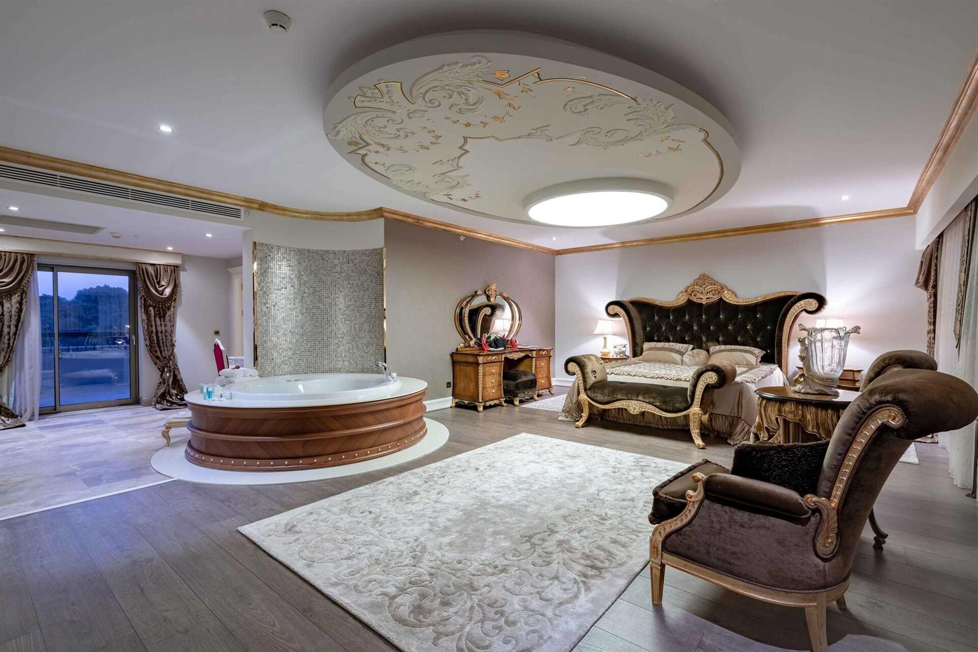 EUPHORIA AEGEAN RESORT AND THERMAL HOTEL – King Suite