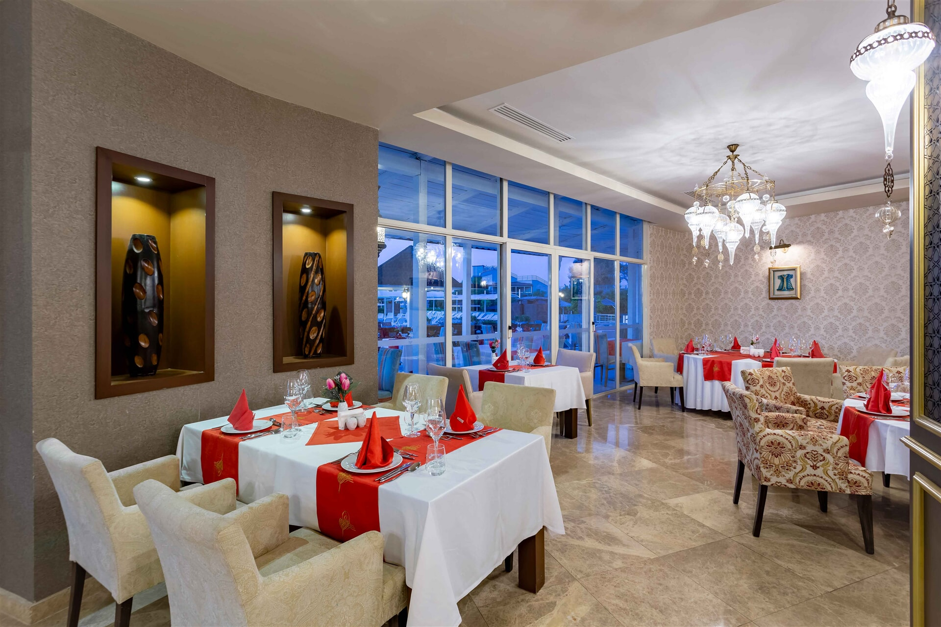 Experience the unique tastes of Ottoman cuisine in an exclusive environment.