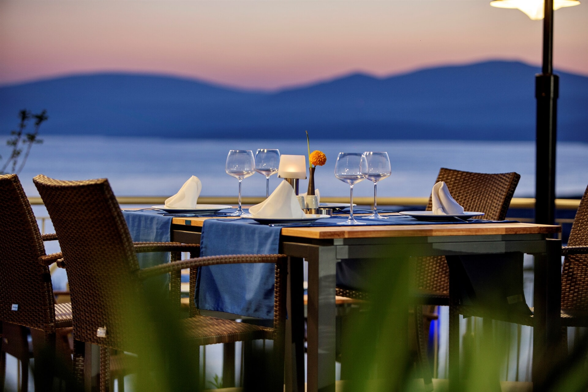 EUPHORIA AEGEAN RESORT AND THERMAL HOTEL – Dine & Drink