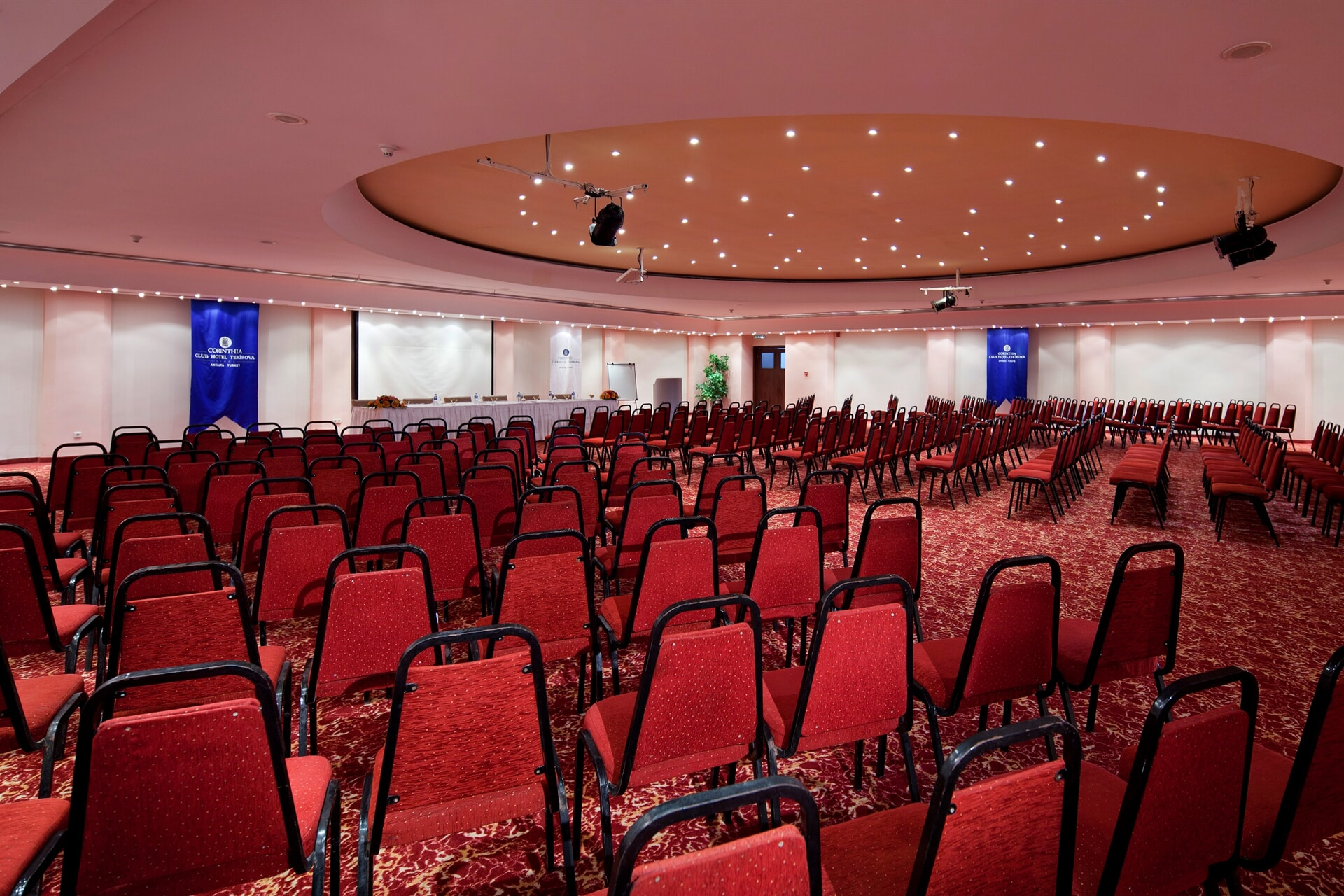 EUPHORIA TEKİROVA HOTEL – Meetings