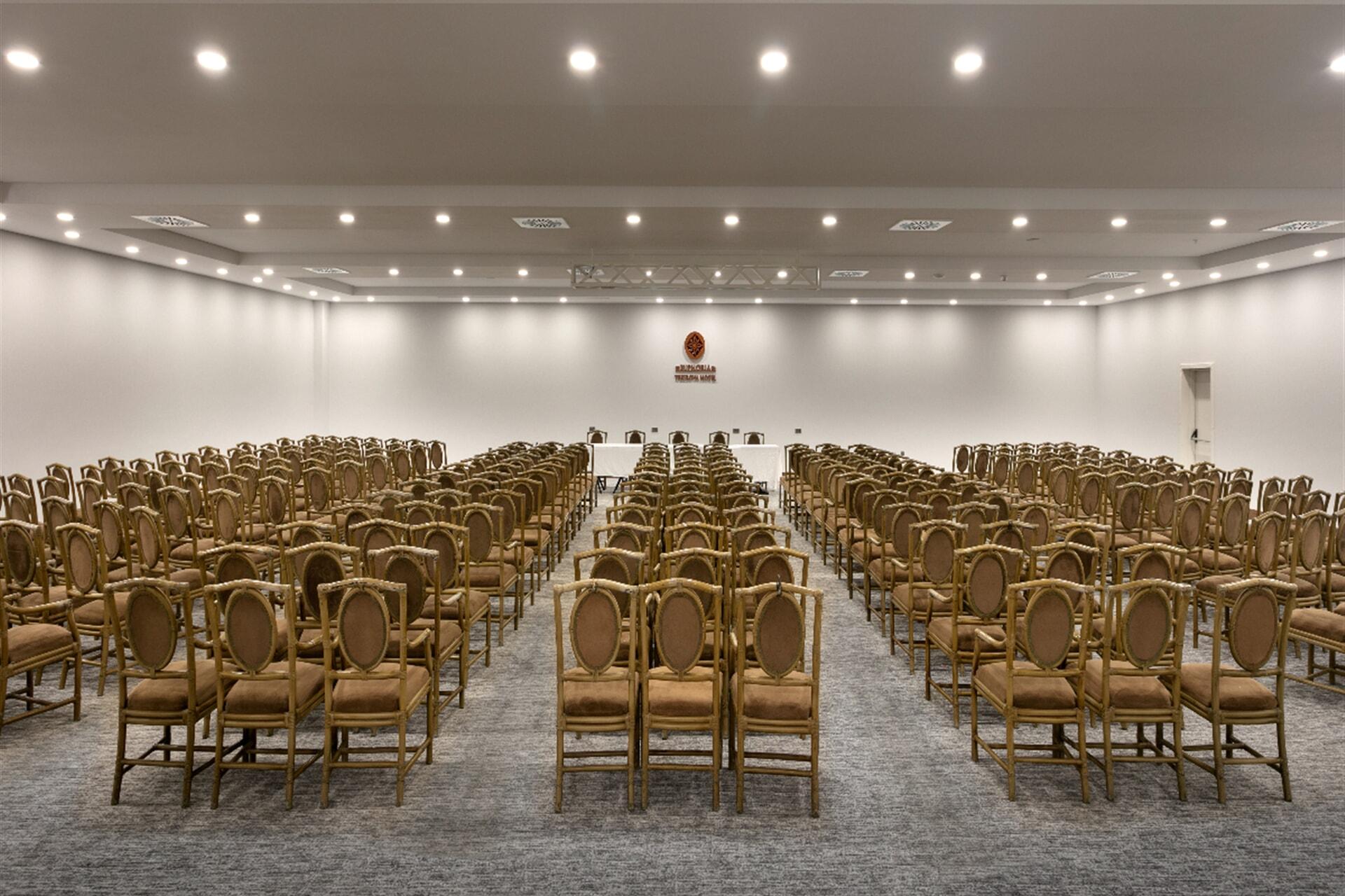 EUPHORIA TEKİROVA HOTEL – Meetings